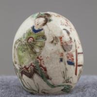 Ceramic toggle