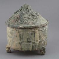 Ceramic: hill jar
