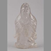 Rock crystal: sculpture