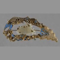 Adornment: brooch