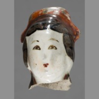 Ceramic: figurine