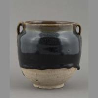 Ceramic: jar