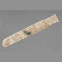 Jade: knife