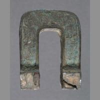Bronze: handle